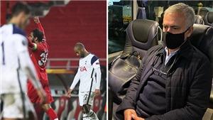 Mourinho đăng ảnh xe bus Tottenham lên Instagram để chỉ trích học trò