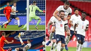Bóng đá đêm qua: Anh thắng dễ Xứ Wales, Bỉ bị cầm hòa thất vọng