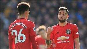 Tin bóng đá MU 10/11: Làm khó Romero vì Henderson. Bruno Fernandes nổi giận với Greenwood