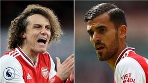 Loạn ở Arsenal: David Luiz đấm Ceballos rách mũi ở sân tập