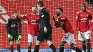 ĐIỂM NHẤN MU 1-0 West Brom: MU thắng nhờ VAR, Martial gây thất vọng, Ole vẫn cố chấp