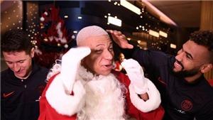 Ronaldo, Messi và các ngôi sao bóng đá đón Giáng sinh như thế nào?
