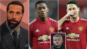 Tin bóng đá MU 28/1: Ferdinand chỉ ra 4 tội đồ ở trận thua Sheffield. MU nhắm 'Ballack mới'