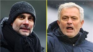 Trực tiếp bóng đá Man City vs Tottenham: Chặn đứng Man xanh, tại sao không?