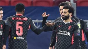 Leipzig 0-2 Liverpool: Salah và Mane 'nổ súng', Liverpool tạo lợi thế lớn