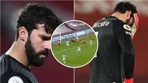 CĐV Liverpool ví Alisson với Karius sau những sai lầm liên tiếp trước Man City