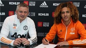 Tin bóng đá MU 16/3: MU ký hợp đồng với cầu thủ từng tập ở Việt Nam. Van de Beek rời MU