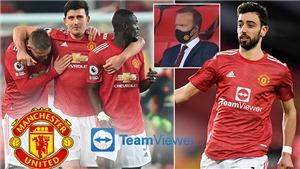Tin bóng đá MU 20/3: MU ký hợp đồng tài trợ kỷ lục. Eric Bailly tính chuyện rời Old Trafford