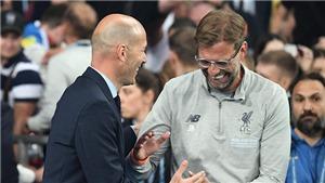 Klopp nói gì khi Liverpool có cơ hội 'báo thù' Real Madrid ở Tứ kết Cúp C1?