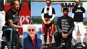 F1: Lewis Hamilton bị 'Black Lives Matter' lợi dụng để lấy tiền