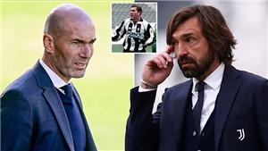 Zidane có thể tái hợp Ronaldo ở Juventus