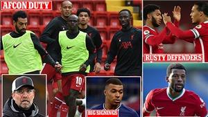 Liverpool: 5 nỗi lo của Liverpool trước mùa giải mới