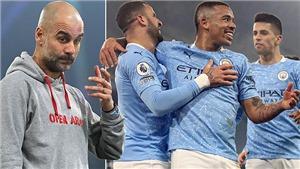 Pep Guardiola: 'Mối quan tâm của Man City lúc này là MU'