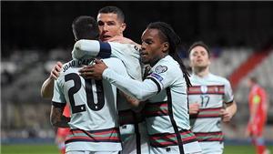 Vòng loại World Cup: Ronaldo ghi bàn giúp BĐN ngược dòng. Hà Lan, Bỉ đại thắng