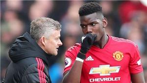 Tin bóng đá MU 1/4: MU nhận tin tốt từ Martial. Pogba sẽ rời Old Trafford