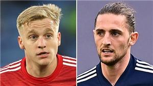 Tin bóng đá MU 10/4: MU đẩy Van de Beek, đón sao Juventus. Neville hiến kế MU mua trung vệ