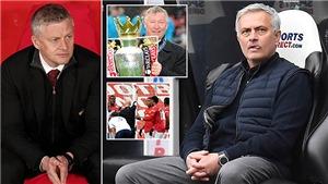 Solskjaer và Mourinho 'khẩu chiến' trước trận Tottenham vs MU