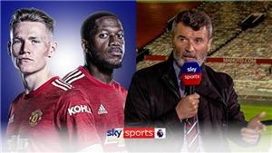 Roy Keane: 'MU hiện tại vẫn kém xa Man City'