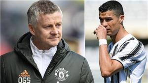 Tin bóng đá MU 22/5: Solskjaer thuyết phục Ronaldo về MU. Đạt thỏa thuận lương với sao Bayern