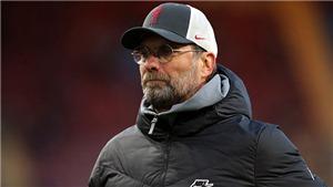 Klopp: 'Nếu Man City gặp bão chấn thương như Liverpool, họ không thể vô địch'