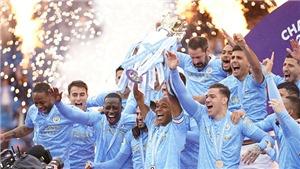 Tiền thưởng Ngoại hạng Anh 2020/21: Man City, MU bỏ túi bao nhiêu?