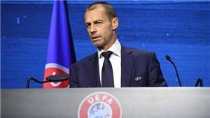 UEFA tuyên bố trừng phạt Real, Barca và Juventus