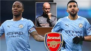 Man City rao bán Sterling và Mahrez ngay trước chung kết C1