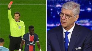 Wenger đã đúng khi nói cầu thủ PSG luôn phản ứng ngu ngốc