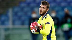 MU: Thủng lưới 3 bàn trước Roma, De Gea vẫn có một trận đấu đỉnh cao