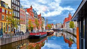 Mỗi ngày một thành phố EURO: Amsterdam