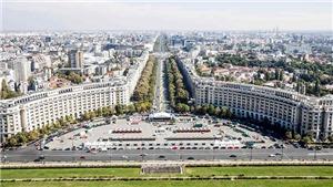 Mỗi ngày một thành phố EURO: Bucharest