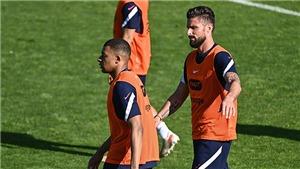 Diễn biến vụ nội bộ tuyển Pháp lục đục: Mbappe không nhận lời xin lỗi của Giroud