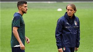 Trước thềm trận đấu với Thổ Nhĩ Kỳ, tuyển Ý xin gấp rút bổ sung cầu thủ