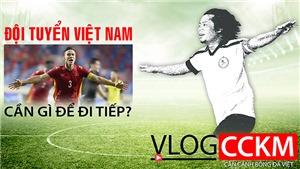 Đội tuyển Việt Nam cần gì để đi tiếp tại vòng loại World Cup 2022?