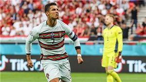 Điểm nhấn Hungary 0-3 Bồ Đào Nha: Ngày Ronaldo đi vào lịch sử. Hungary đáng khen