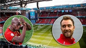Tuyển Bỉ sẽ tạm dừng trận đấu với Đan Mạch ở phút thứ 10
