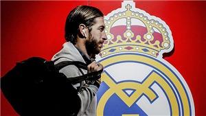 Real Madrid chính thức chia tay Sergio Ramos sau 16 năm