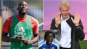 Man City tính hớt tay trên Chelsea trong vụ mua Lukaku
