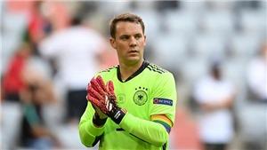 UEFA ngừng điều tra vụ băng đội trưởng của tuyển Đức