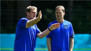 Trợ lý HLV Hà Lan làm lộ đội hình trận gặp Bắc Macedonia
