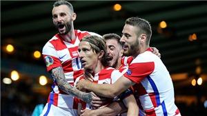 Bóng đá hôm nay 23/6: Croatia vào vòng 1/8 EURO. Mbappe gửi yêu cầu rời PSG