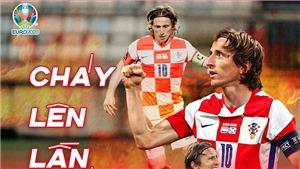 Thủ lĩnh của Croatia: Luka Modric, Cháy lên lần cuối!