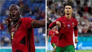 Bóng đá hôm nay 26/6: Lukaku 'khiêu chiến' Ronaldo. Ý chọn sẵn 5 cầu thủ đá luân lưu