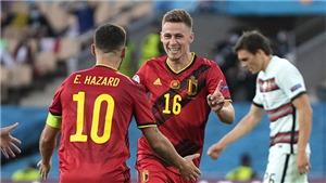 Ngày Thorgan Hazard làm lu mờ Lukaku, Ronaldo và... anh trai