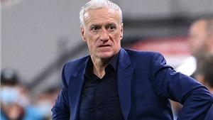 HLV Deschamps: 'Khi thắng, người ta khen cầu thủ. Khi thua, lỗi là của HLV'