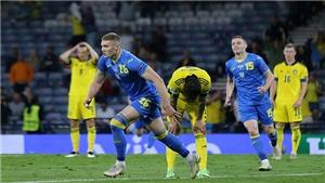 Điểm nhấn Thụy Điển 1-2 Ukraine: Dấu ấn đầu tiên của Zinchenko. Phát huy lợi thế hơn người