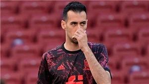 Tin EURO ngày 7/6: Busquets mắc Covid-19. Deschamps đáp trả Mourinho