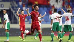 Bóng đá hôm nay 8/6: Việt Nam đại thắng Indonesia. Thái Lan hết hy vọng đi tiếp