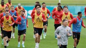 Bóng đá hôm nay 1/7: Bỉ tung hỏa mù về Hazard, De Bruyne. Mbappe rời PSG theo dạng tự do