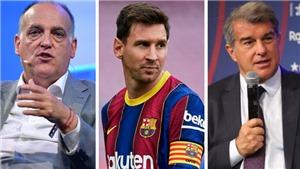 Hôm nay sẽ diễn ra cuộc họp quan trọng cho tương lai của Messi